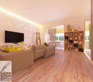 Дизайн интерьера в стиле «IKEA»