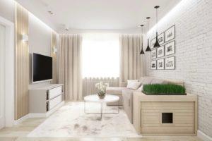 Дизайн интерьера в стиле «Лофт»
