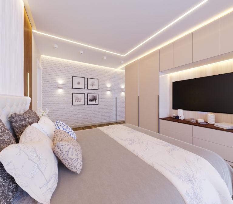 спальня в дизайне