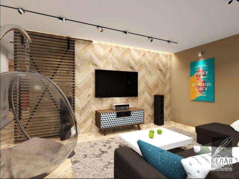 Мебель в гостинной в современном стиле 2020