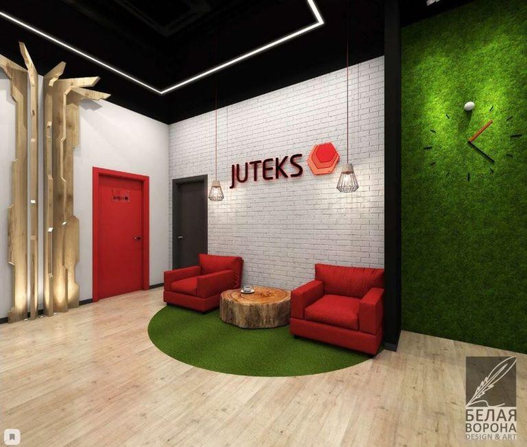 дизайн коммерческого помещения