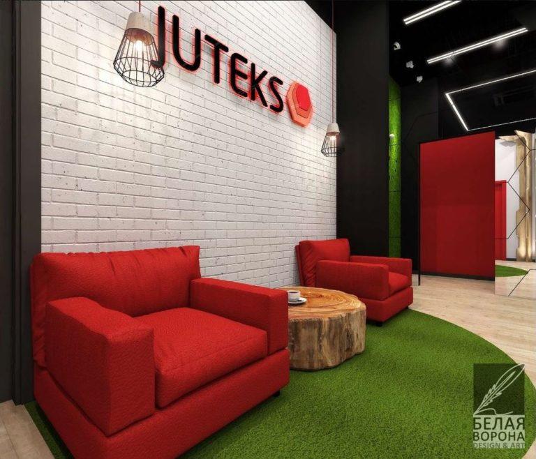 дизайн интерьера коммерческого помещения 1