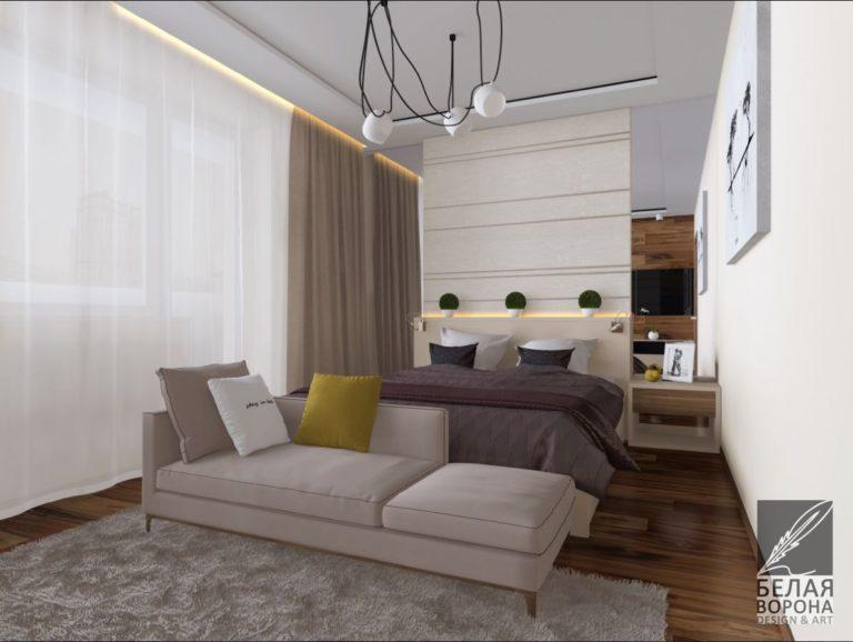 Спальня в 2020 году в бежевых тонах