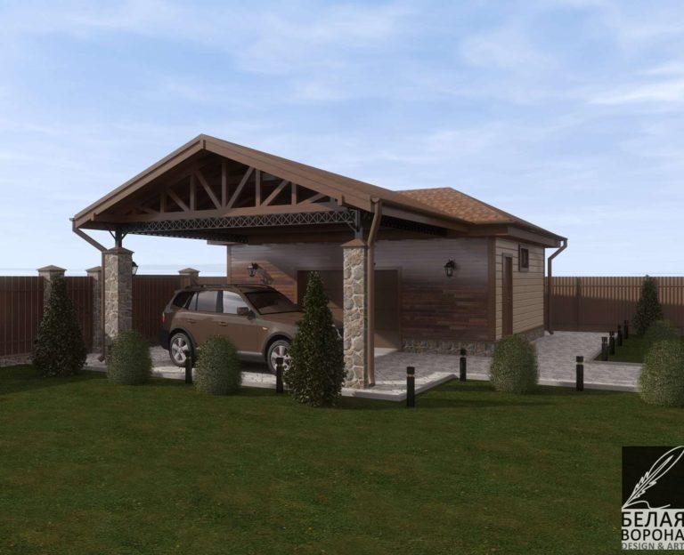 дизайн в экстерьере экстерьера дачного дома из бруса