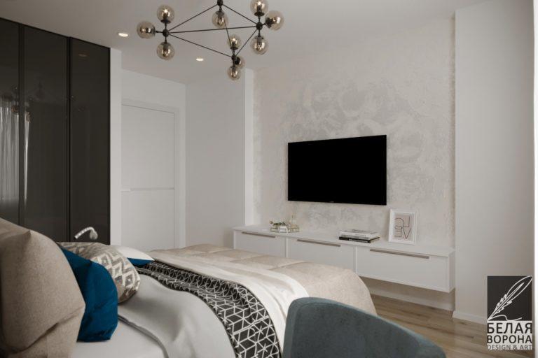 дизайн интерьера комнаты в современном интерьере