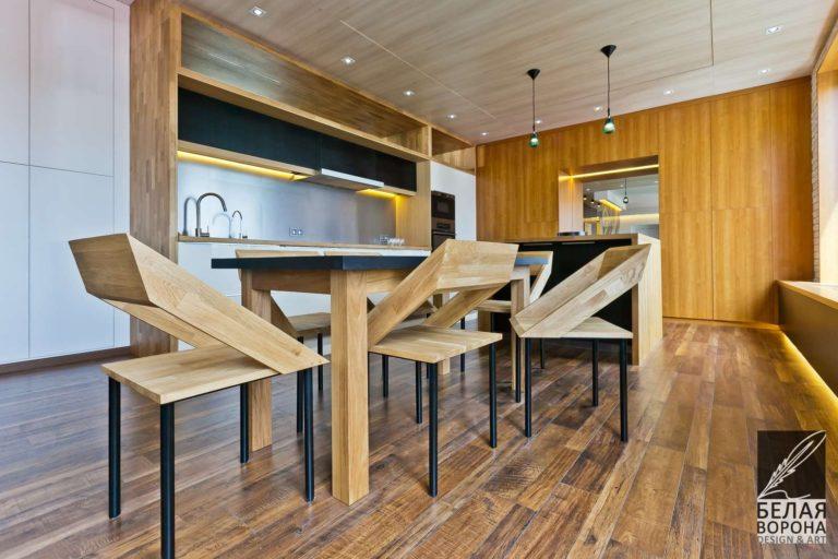 Мебель в дизайне интерьера как объект вдохновлённый искусством 20 века