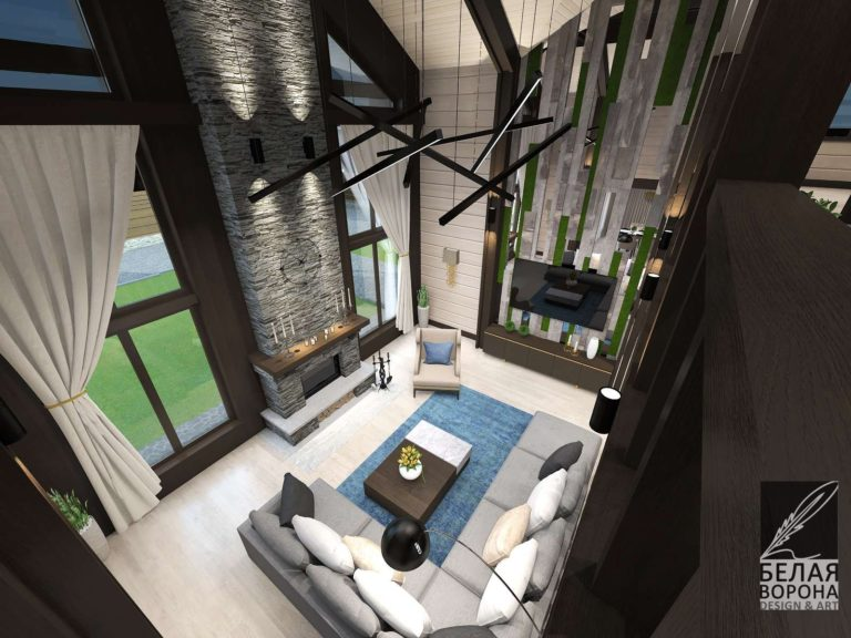 Гостинная в современном интерьере 2020. Дизайн-проект планировки гостинной