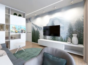 Как визуально расширить пространство маленькой квартиры