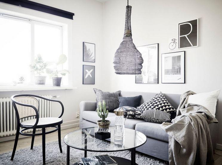 Однотонный интерьер. Как создать интересную композицию в квартире