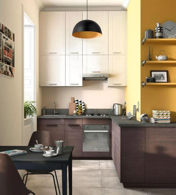 Дизайн-проект кухни от студии