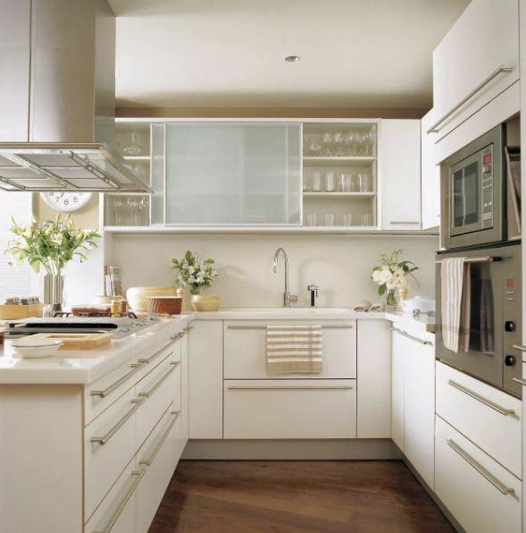Интерьер кухни в современном жилье