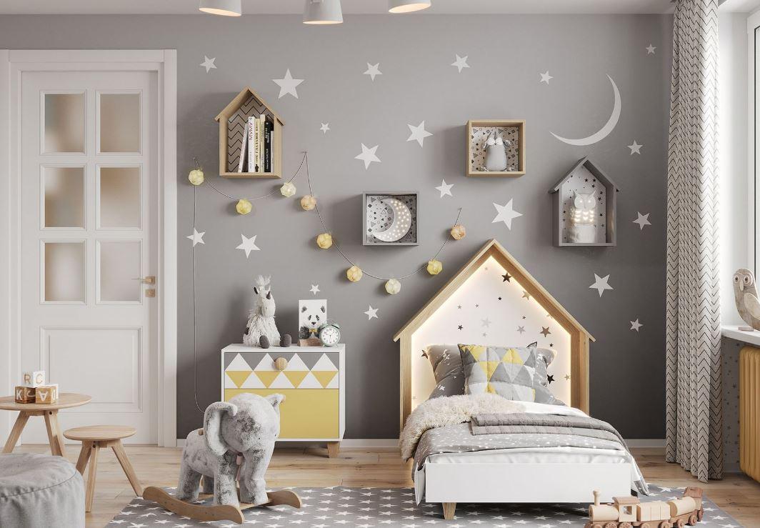 Удобная мебель в детскую комнату. Полезные советы от профессионалов.